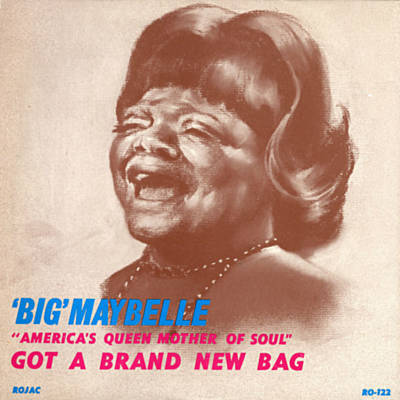 96 Tears by Big Maybelle, I shazamed this from internet radio, I love Maybelle because she reminds me so much of Etta James