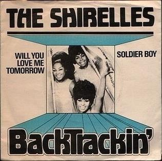 Will You Still Love Me Tomorrow by The Shirelles, wirren by Carole King, is one of my favorite female songs of the 60s