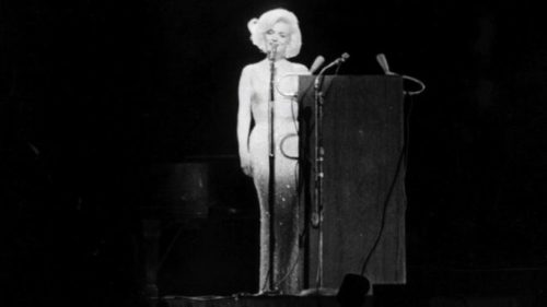 The legendary Marilyn Monroe, SpotifyThrowbacks.com