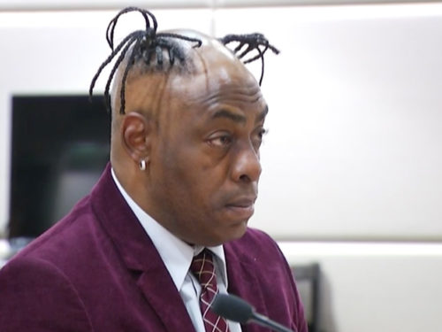 Rapper Coolio's troubles with the law. SpotifyThrowbacks.com