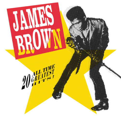 Get Up, by the legendary James Brown!