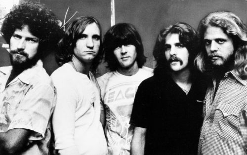 The Legendary Eagles Band. SpotifyThrowbacks.com