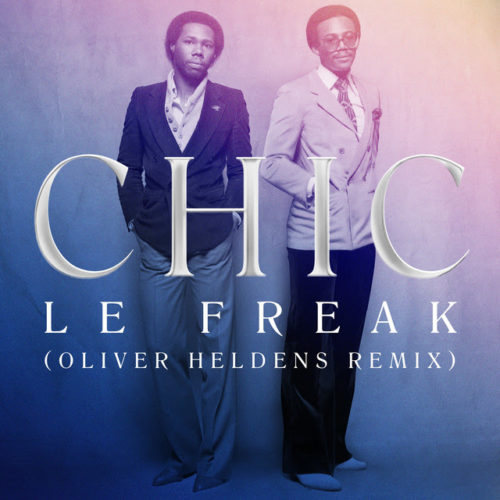 Le Freak (remix) By Oliver Heldens is the best Chic remix I've ever heard in my life, I must have replayed this mix about 50 times before I got tired of it, club fans I recommend you take a listen