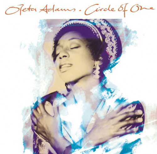 Get Here by Oleta Adams. He is most remembered for this song, and it happens to be the biggest hit of her career. She has a unique and distinctive voice, where upon the first note, you know it's Oleta.