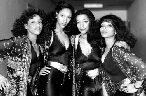 Sister Sledge 1981, music legends known for their iconic hit, We Are Family