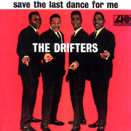 The Drifters, famous doo-wop group.