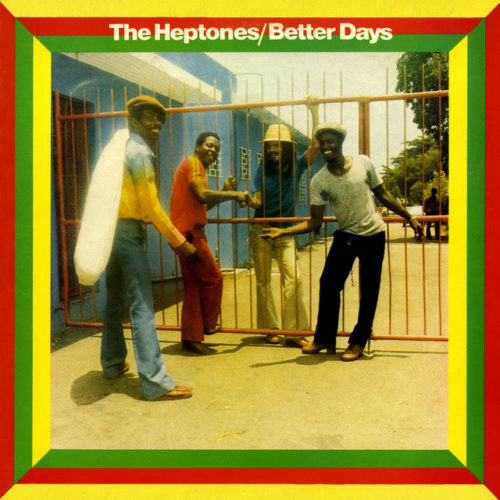 Crystal Blue Persuasion by the Heptones, classic reggae group. SpotifyThrowbacks.com