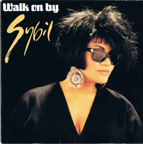 Walk On By, by Sybil. SpotifyThrowbacks.com