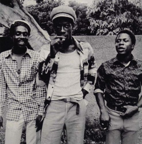 The Heptones, SpotifyThrowbacks.com