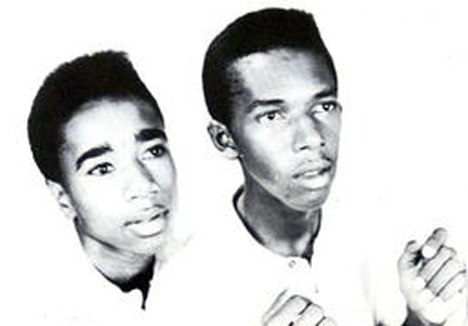 The most forgoten about Reggae Duo - Keith & Tex. SpotifyThrowbacks.com