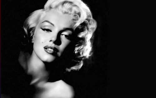 The legendary Marilyn Monroe, SpotifyThrowbacks.com