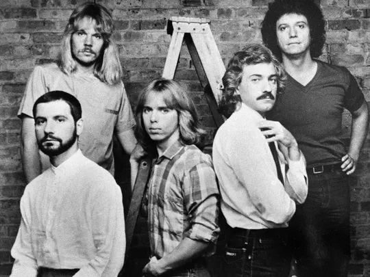 Today's band, Styx - SpotifyThrowbacks.com