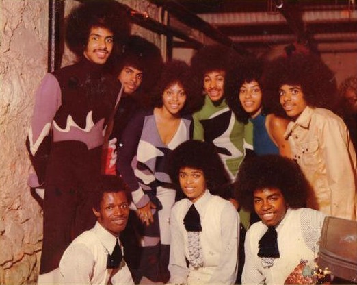 The legendary Sylvers - SpotifyThrowbacks.com