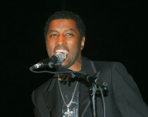 Babyface, music maker! SpotifyThrowbacks.com