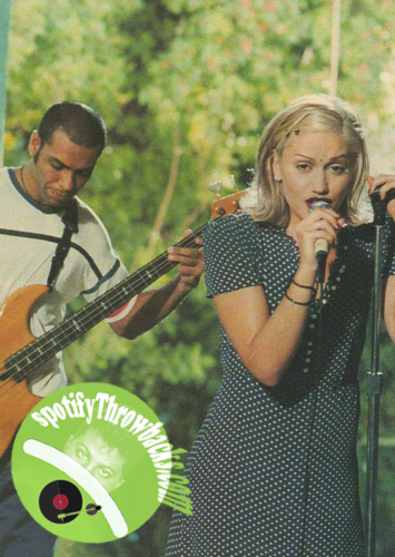 Band called No Doubt - SpotifyThrowbacks.com