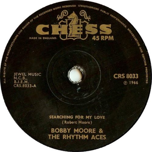 Bobby Moore & The Rhythm Aces. SpotifyThrowbacks.com