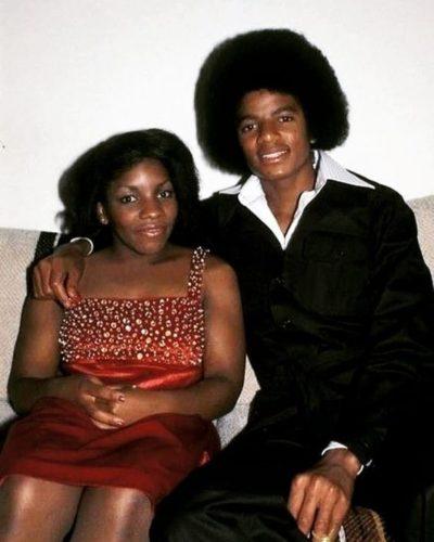 Stephanie Mills & Michael Jackson - SpotifyThrowbacks.com