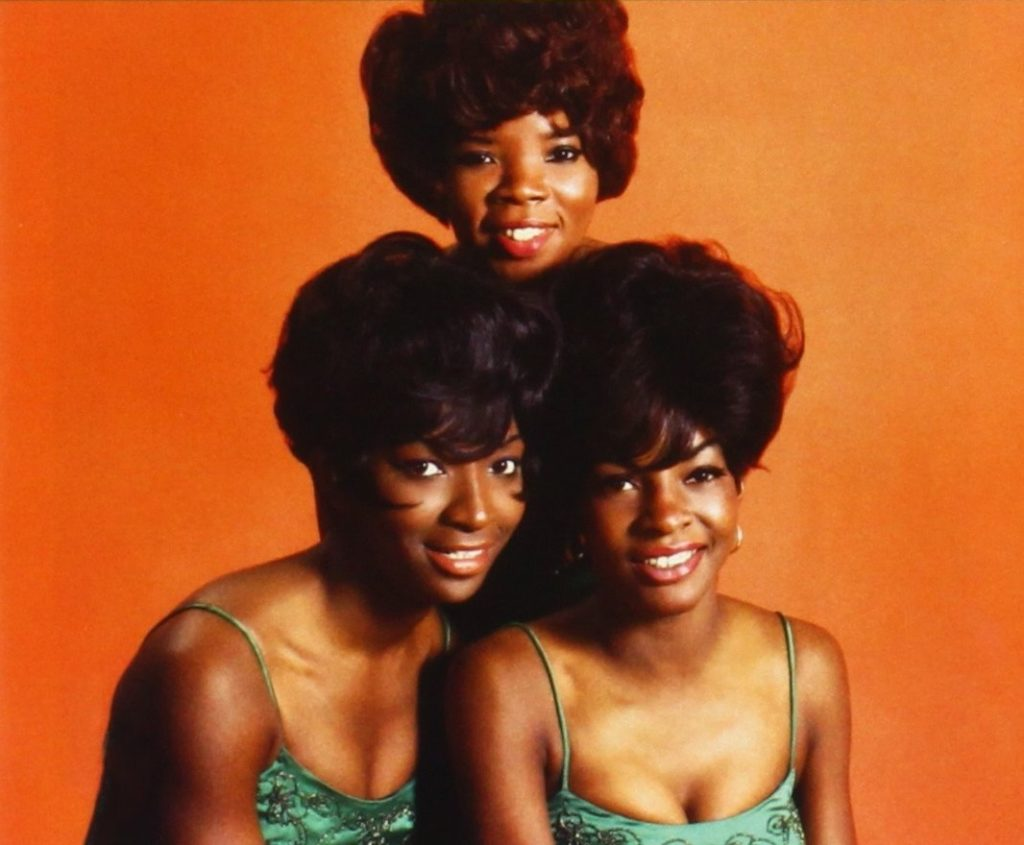 Martha Reeves and the Vandellas - SpotifyThrowbacks.com