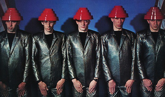 Devo (band) - SpotifyThrowbacks.com