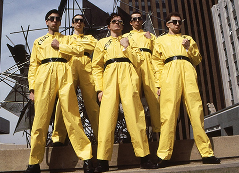 Devo - SpotifyThrowbacks.com