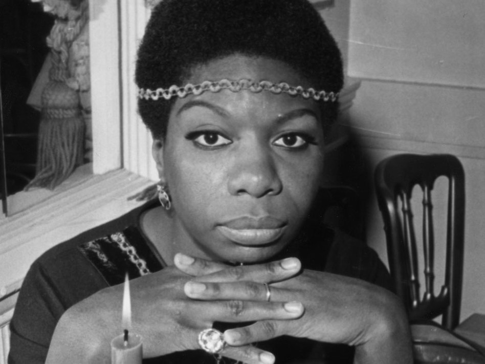 The late Nina Simone - SpotifyThrowbacks.com