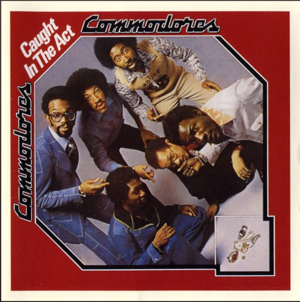 The Commodores - SpotifyThrowbacks.com
