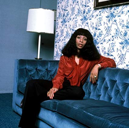 The legendary Donna Summer