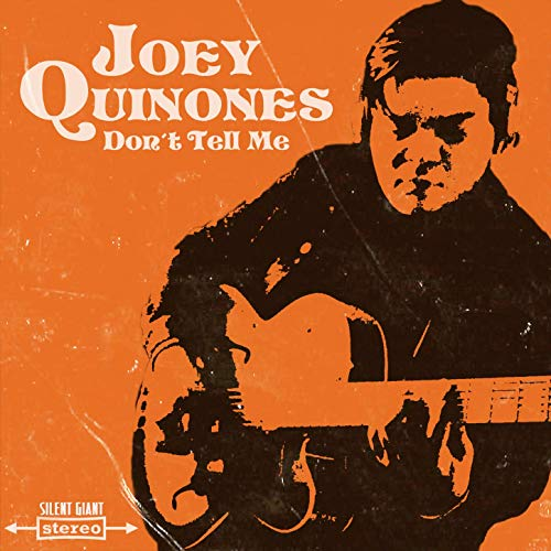 Joey Quinones - SpotifyThrowbacks.com