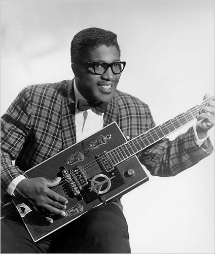 Bo Diddley - SpotifyThrowbacks.com
