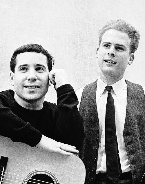 Simon and Garfunkel - SpotifyThrowbacks.com