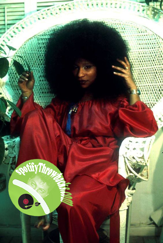 Chaka Khan - SpotifyThrowbacks.com