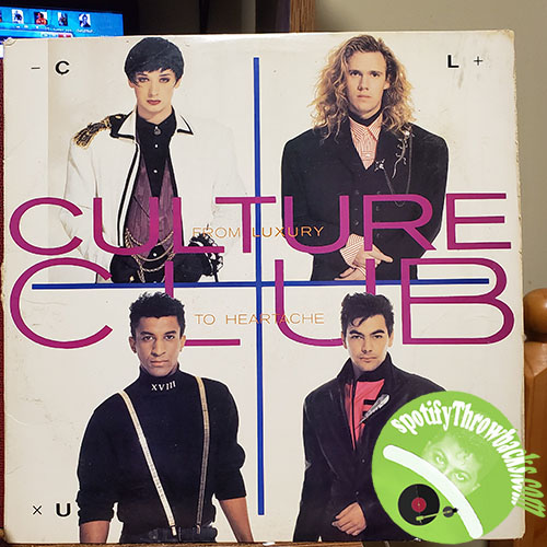 SpotifyThrowbacks.com - Culture Club