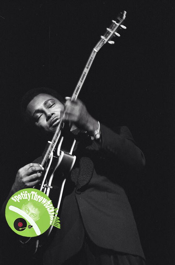 George Benson - SpotifyThrowbacks.com