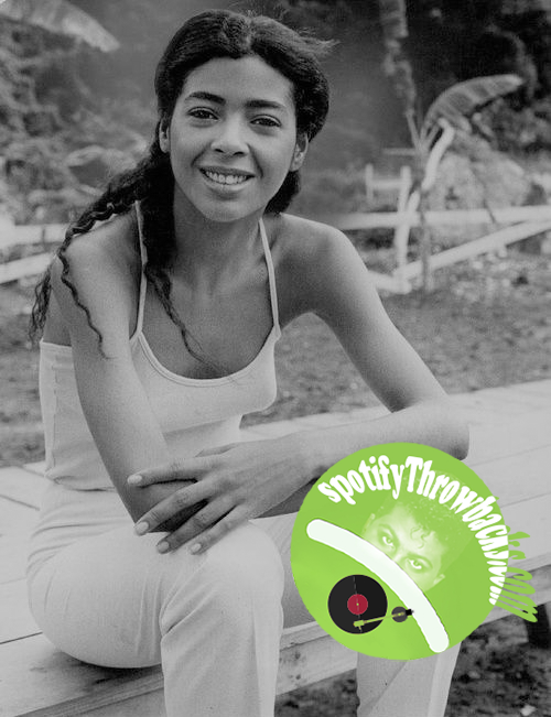 Irene Cara  - SpotifyThrowbacks.com