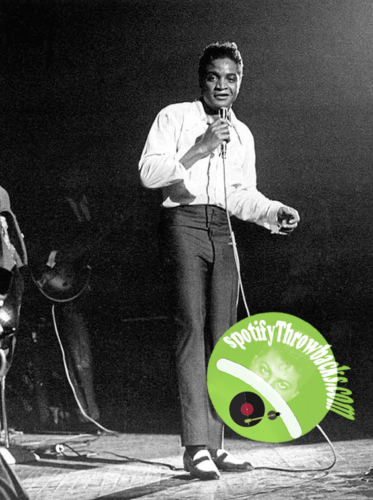 Jackie Wilson - SpotifyThrowbacks.com