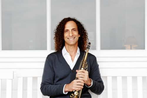 Kenny G - SpotifyThrowbacks.com