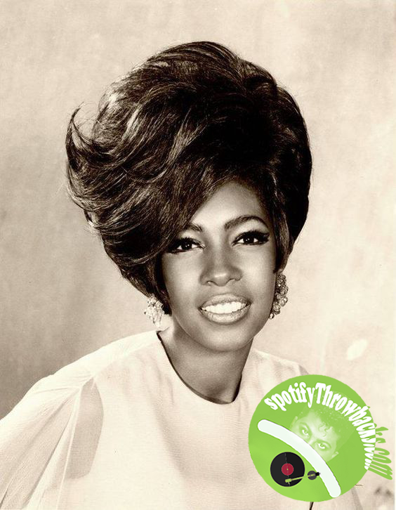 Mary Wilson - SpotifyThrowbacks.com