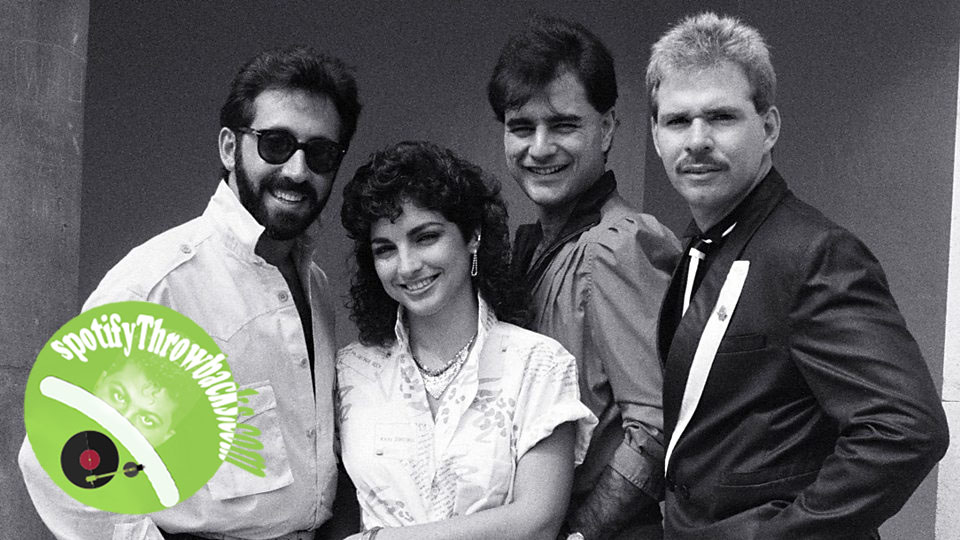 The Miami Sound Machine - SpotifyThrowbacks.com