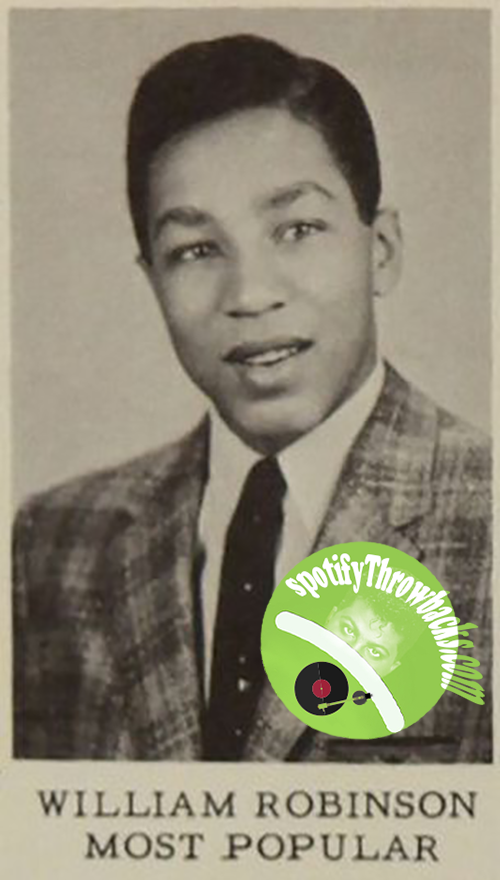 Smokey Robinson - SpotifyThrowbacks.com