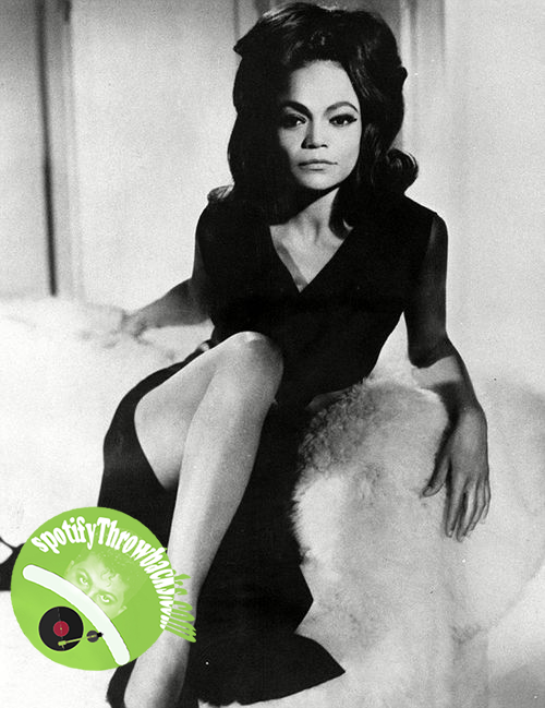 The late Eartha Kitt - SpotifyThrowbacks.com