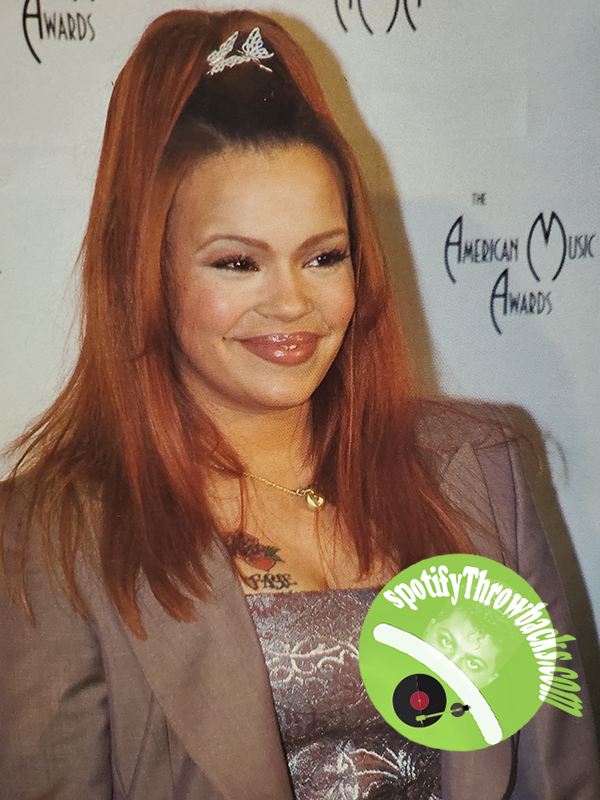 Faith Evans / American Music Awards - SpotifyThrowbacks.com