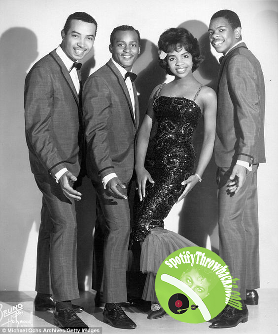 Gladys Knight & The Pips - SpotifyThrowbacks.com