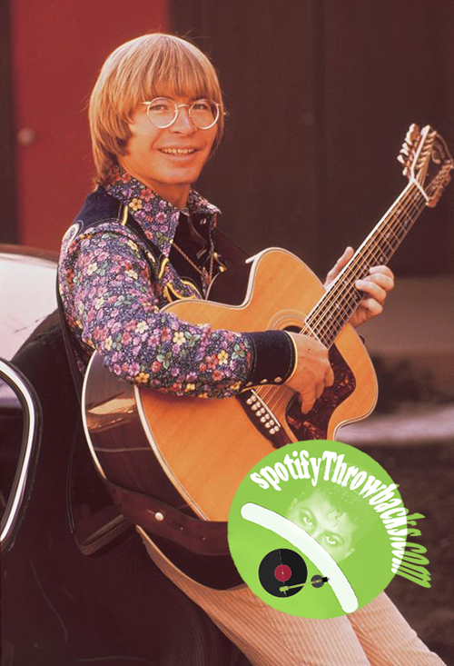 The late John Denver - SpotifyThrowbacks.com
