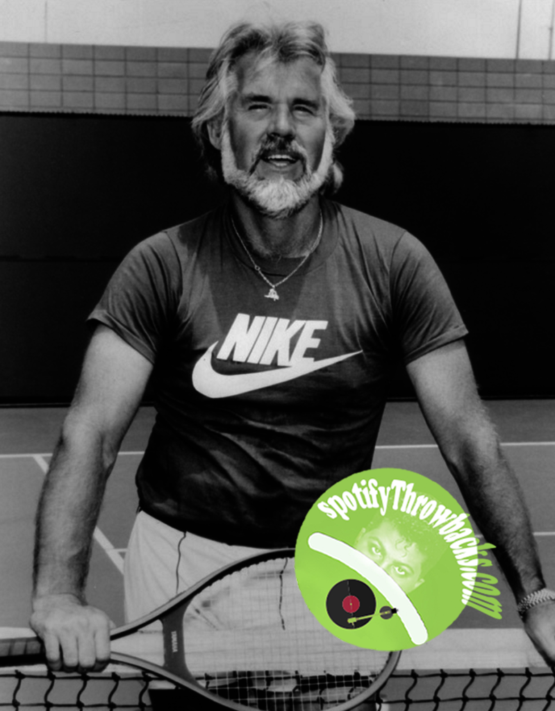 Kenny Rogers - SpotifyThrowbacks.com