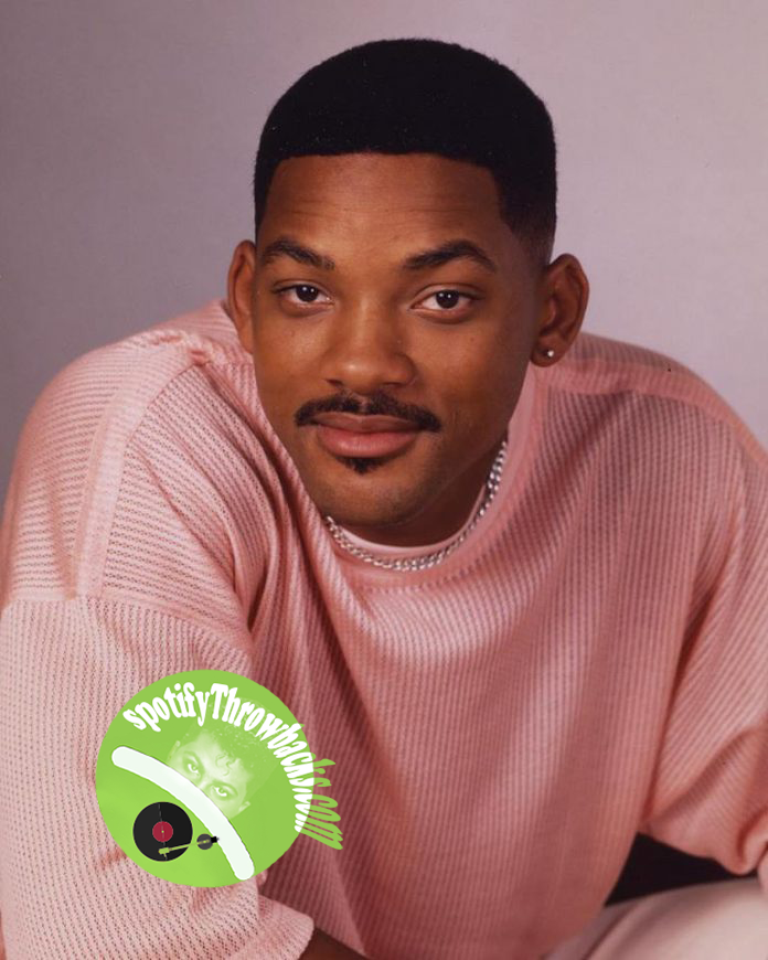 Will Smith - SpotifyThrowbacks.com