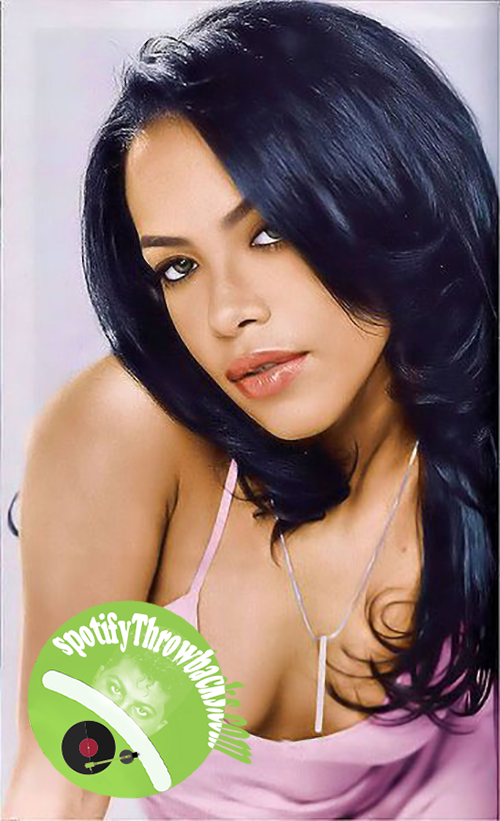 The late AAliyah - SpotifyThrowbacks.com