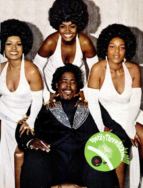 Barry White & Love Unlimited - SpotifyThrowbacks.com