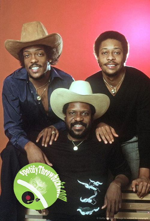 The Gap Band - SpotifyThrowbacks.com