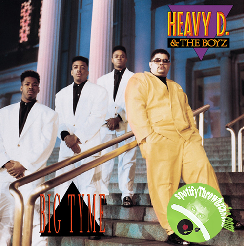Heavy D. & The Boyz - SpotifyThrowbacks.com