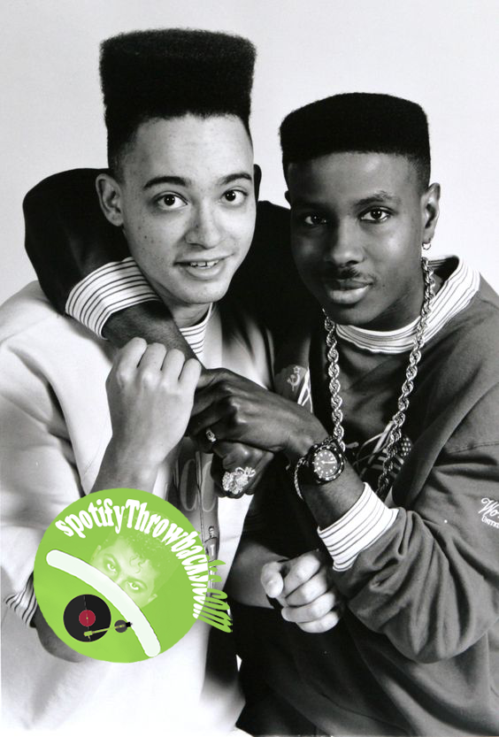 "Kid ""N' Play - SpotifyThrowbacks.com"